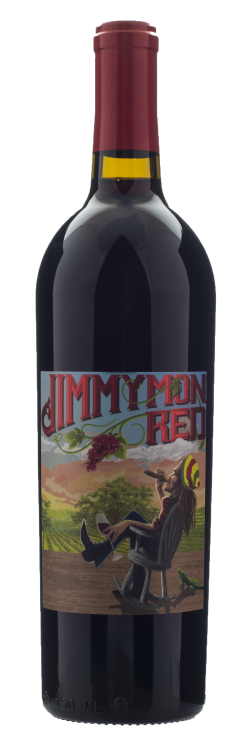 Product Image for JIMMYMON Red